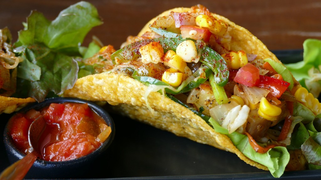 Try one of the many delicious tacos at Ponche Taqueria and Cantina.